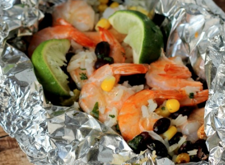 Southwestern Shrimp on the Grill Recipe