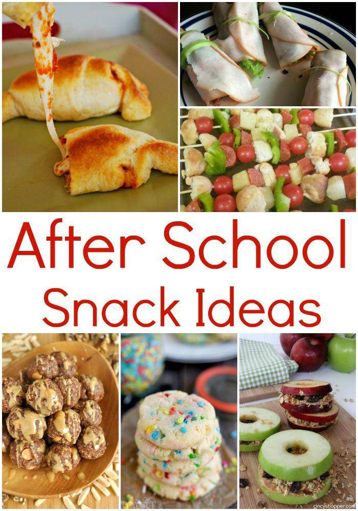 Awesome Healthy Snacks For Kids
