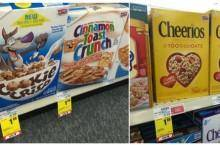 General Mills Cereal Coupons