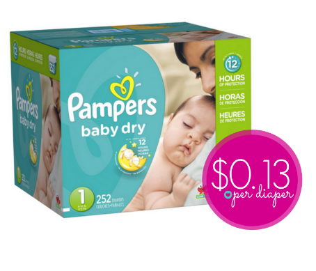 Pampers Online Coupons