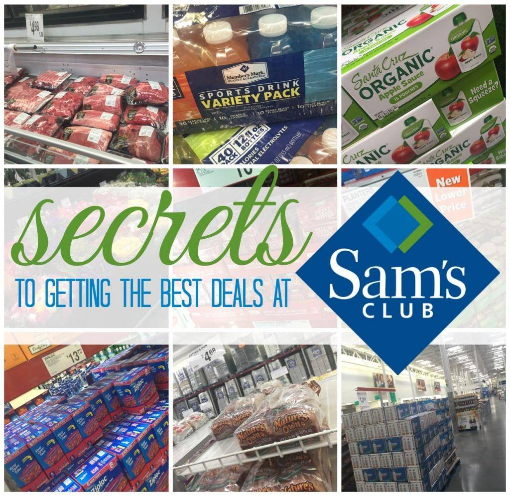 Secrets to Saving Money at Sam's Club Warehouse Stores