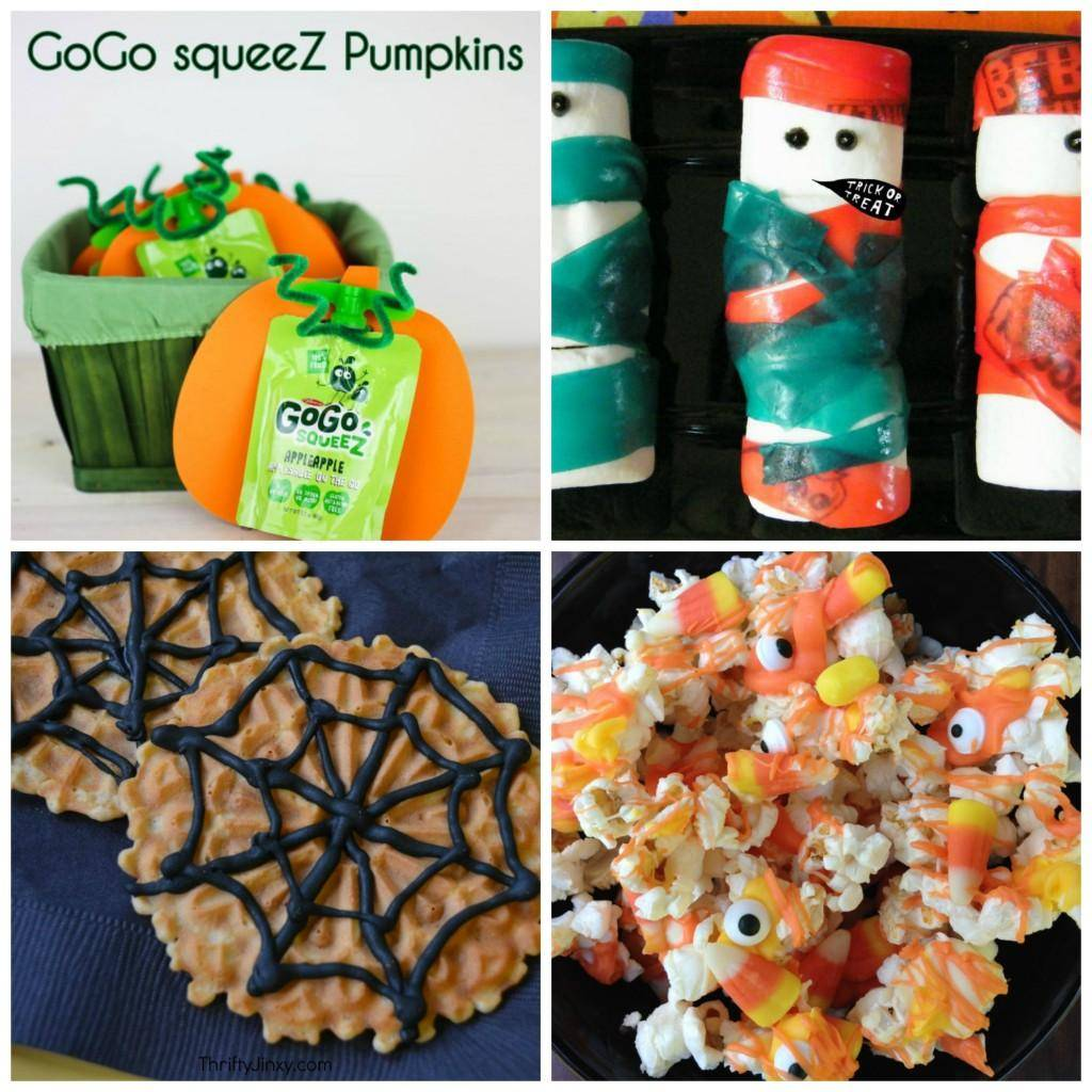 Halloween Kids Recipes 2