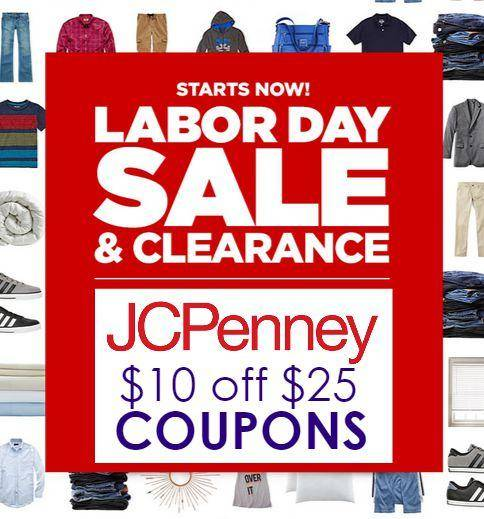 Jcpenney Labor Day Hours