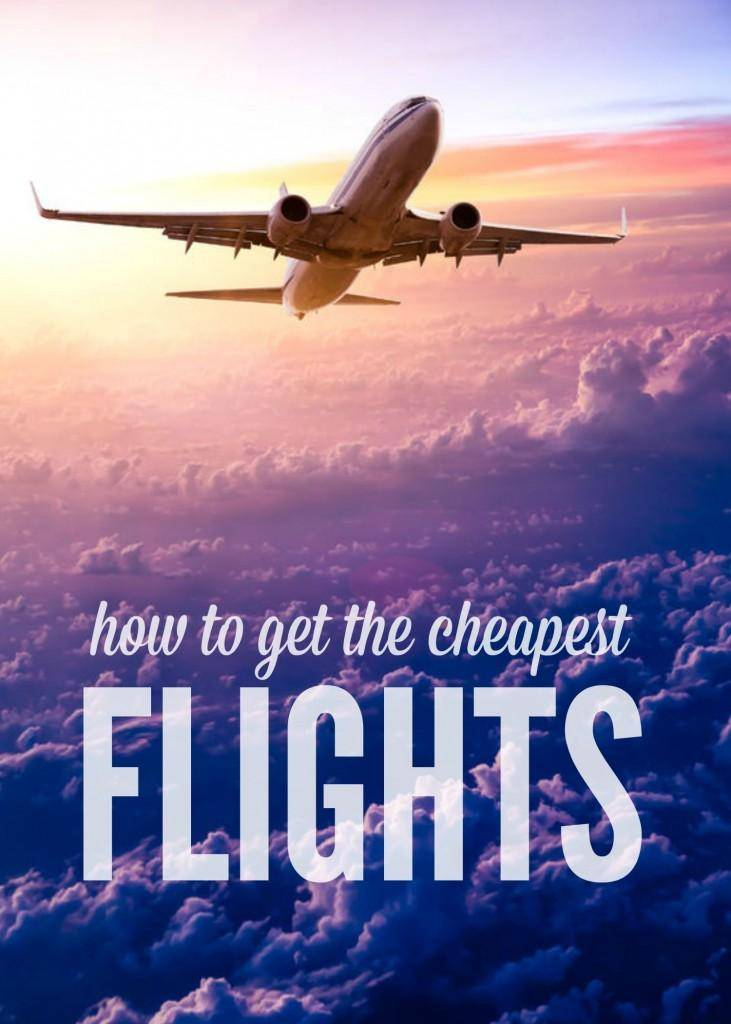 How To Get The Cheapest Airline Tickets