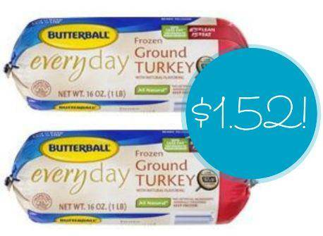 Butterball Ground Turkey Coupons