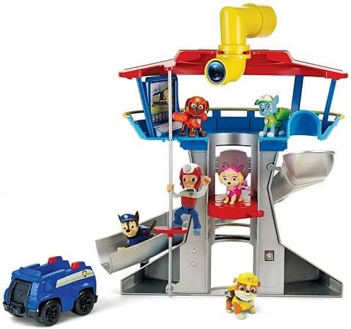 Paw Patrol Lookout Playset Deals