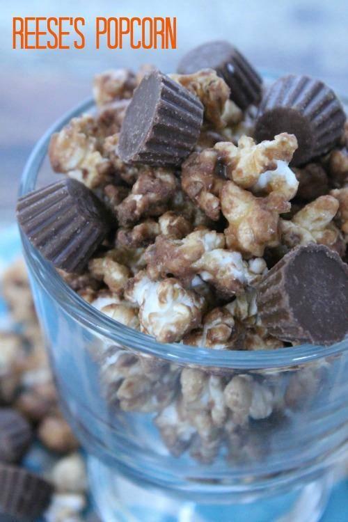 Reese S Popcorn Recipe