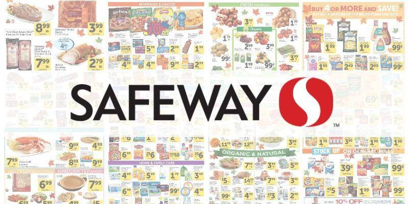 See the BEST Deals in the Safeway Weekly Ad This Week + Get a full list of Matchups with Safeway Coupons and printable coupons from the Safeway Weekly Flyer.
