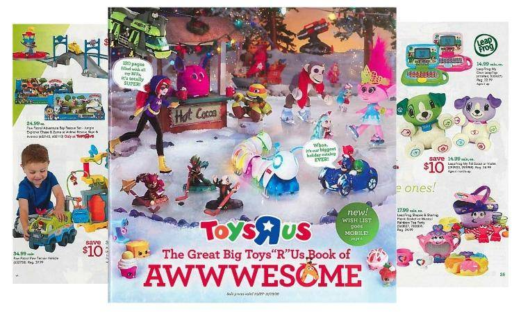 Toys R Us Christmas 2020 Toys R Us Toy Book 2016 | Pre Black Friday Sales & Coupons