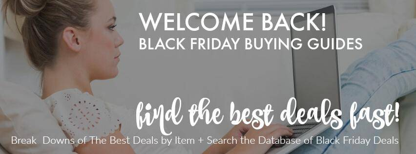BLACK FRIDAY BUYING GUIDES