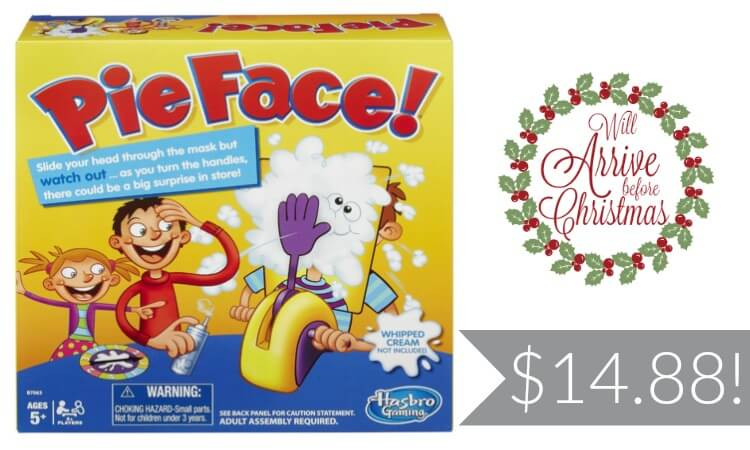 Pie Face Game In Stock