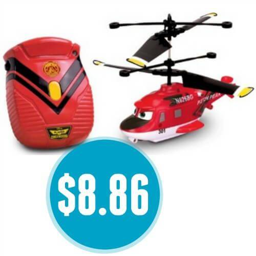 Planes Fire & Rescue Blade Ranger Hand Control Copter