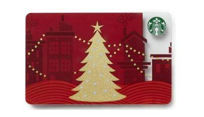 starbucks gift card featured