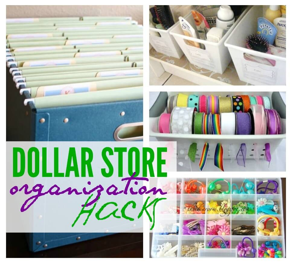 Organizing With Dollar Store Items: 15 Things To Avoid Buying At Dollar Stores
