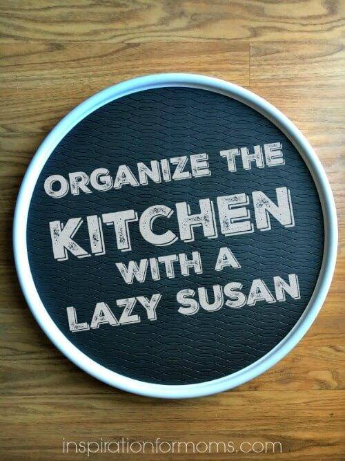 Organize-The-Kitchen-With-A-Lazy-Susan