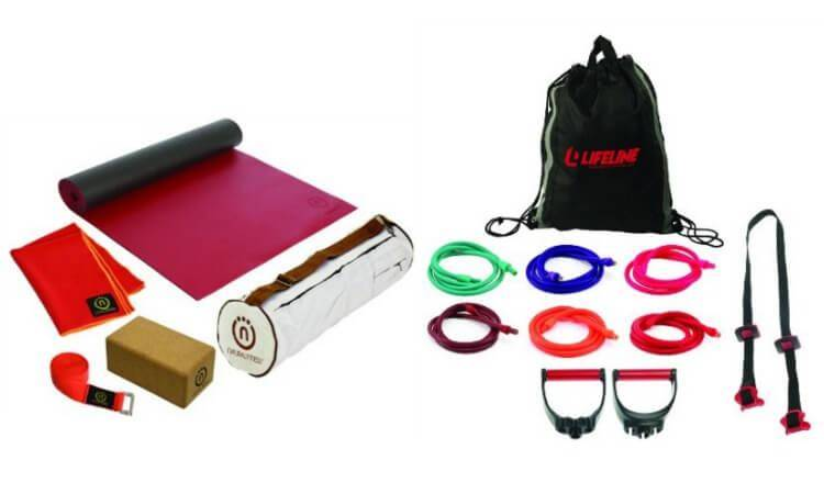Resistance Trainers and Yoga Items