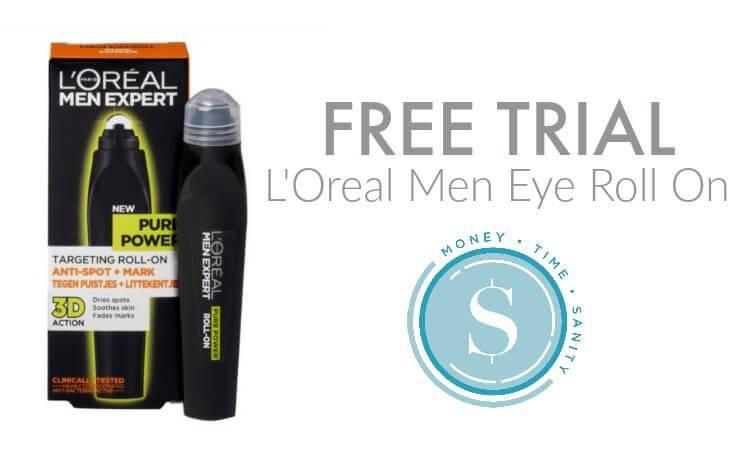 L'Oreal Men Expert Eye Roll-On