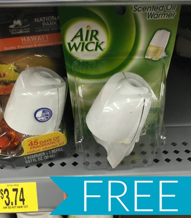 Air wick scented candles coupons