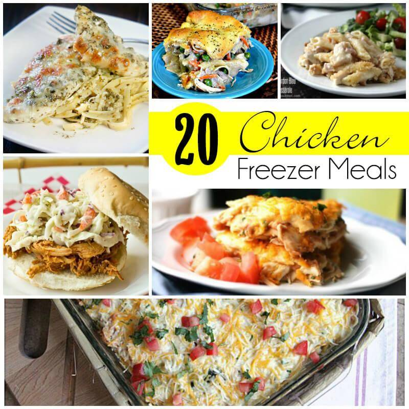 Oct 17, · Easy Healthy Freezer Meals with Chicken to prepare ahead and reduce stress throughout the week. Use two whole chickens to reduce cost by more than 50% for your meat. Cooking not only one but two whole chickens can be intimidating. I promise you though and swear by the moon and my mother that it is 5/5(1).