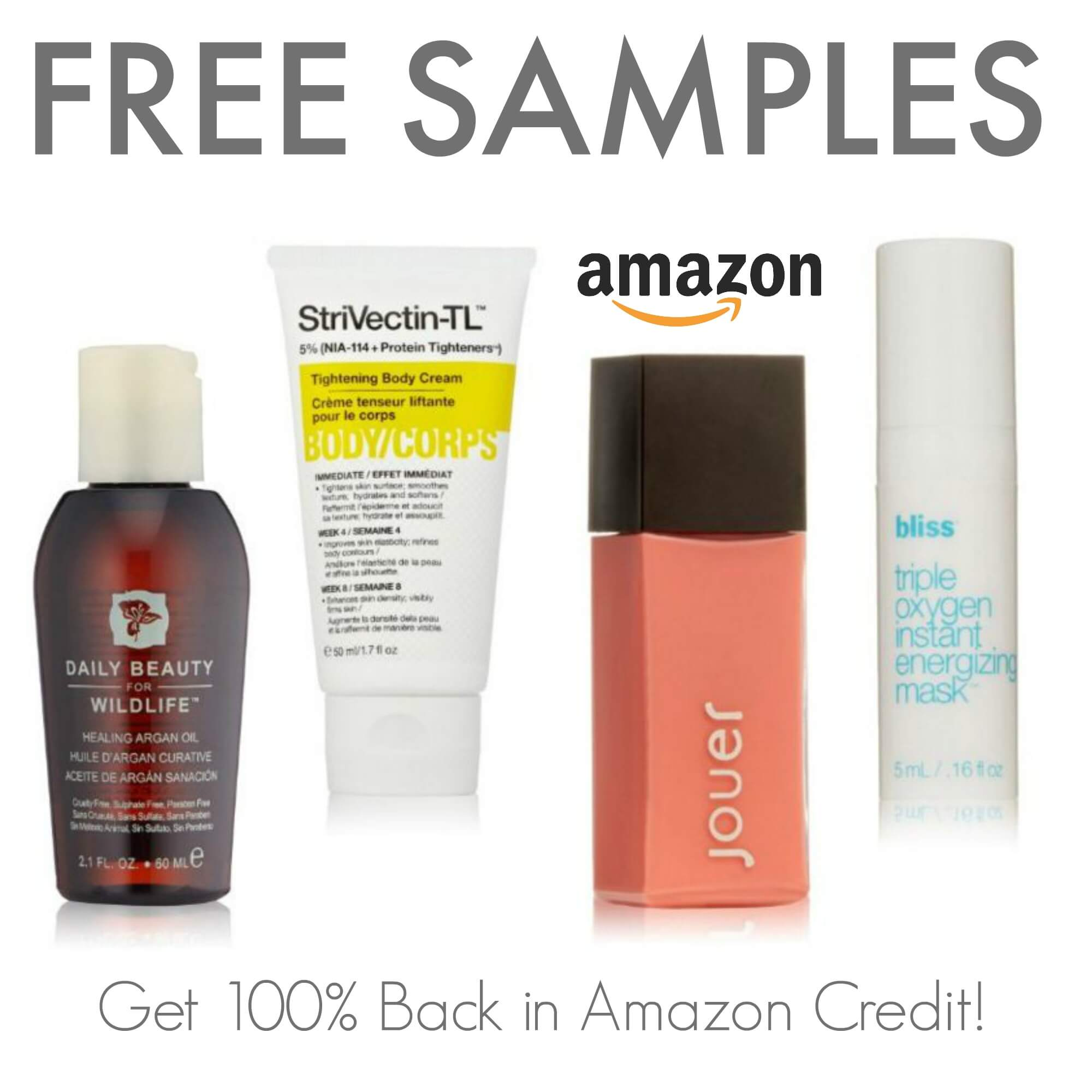 amazon beauty samples