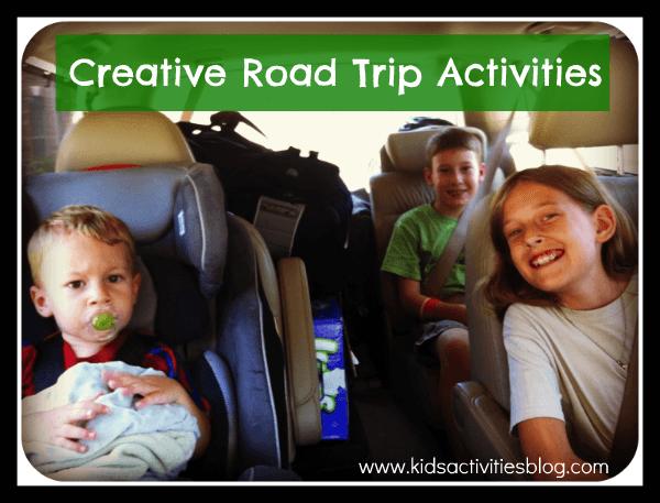 road trip ctivities