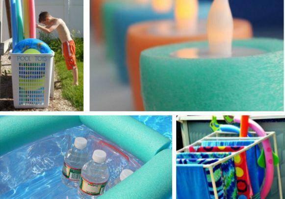 15 Swimming Pool Hacks For Summer