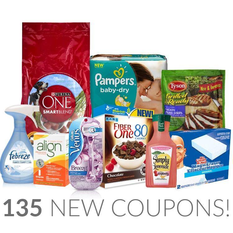 Coupons to Print for The First of April