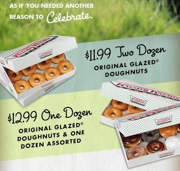 picture regarding Krispy Kreme Printable Coupons identified as Krispy kreme donut discount codes - Park dental st paul