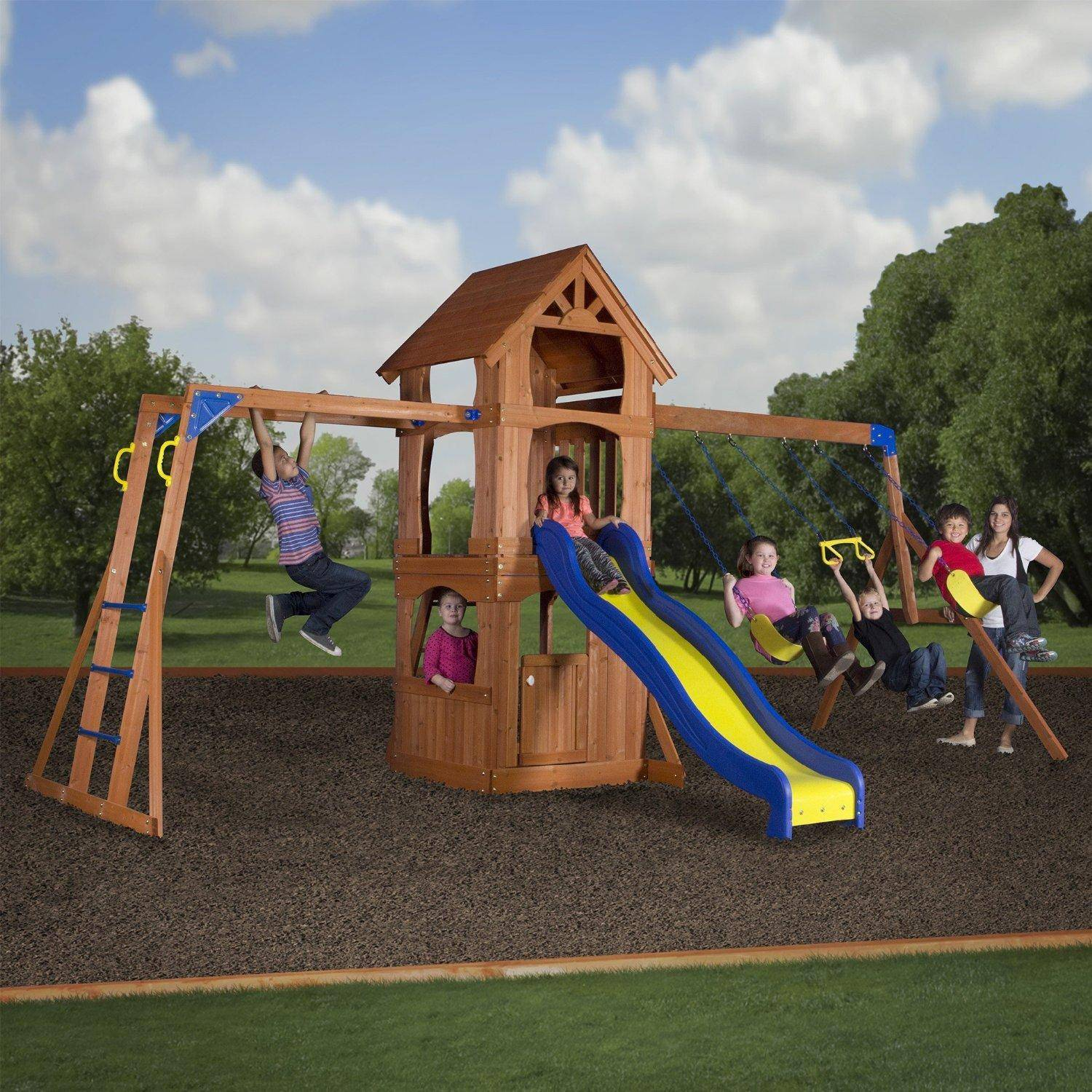 Swing Sets Sale at Walmart! Get Ready for Spring and Summer!