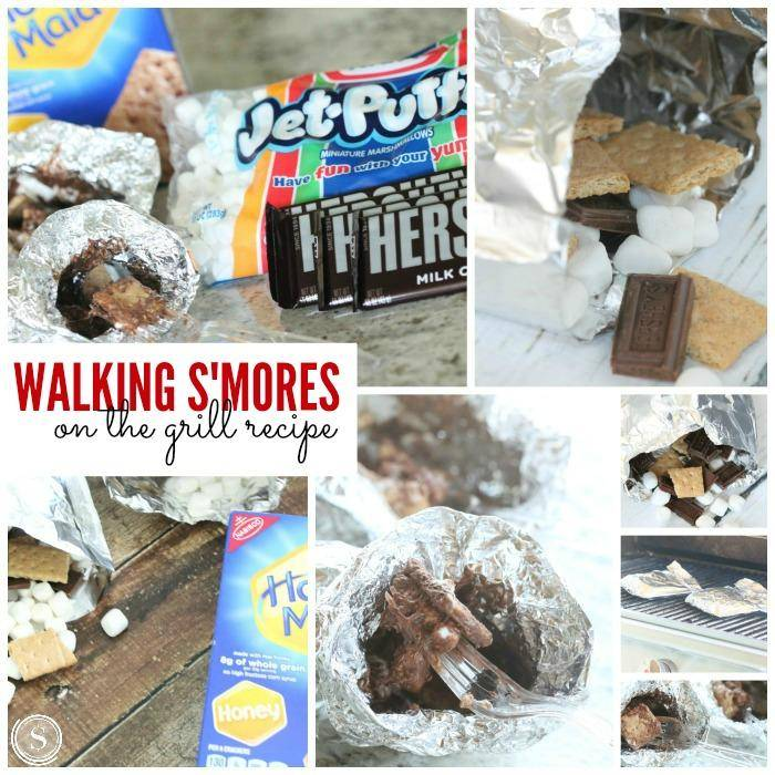 Walking S'mores Recipe