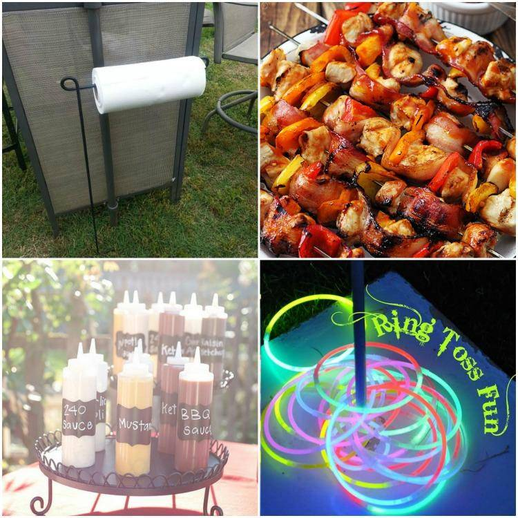 backyard barbecue ideas recipes for summer