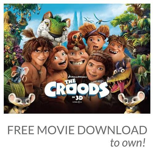 FREE The Croods Movie Download