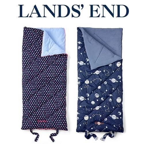 Lands' End Sleeping Bags