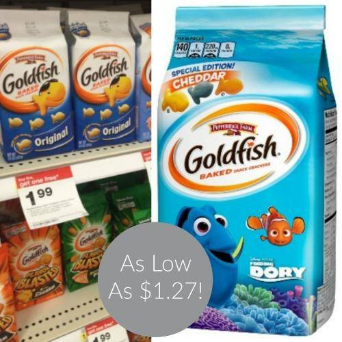 Goldfish coupons 2018 - Samurai blue coupon