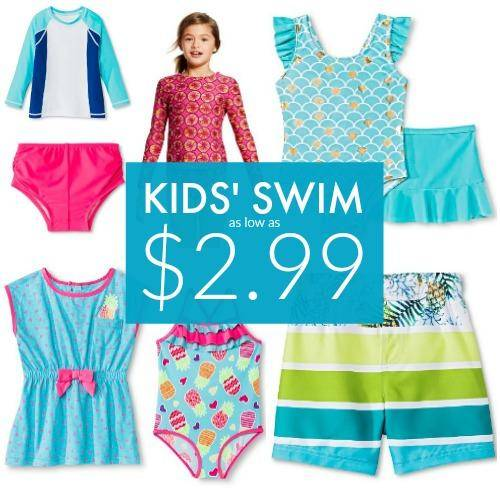 Target Kids Swimsuits Sale