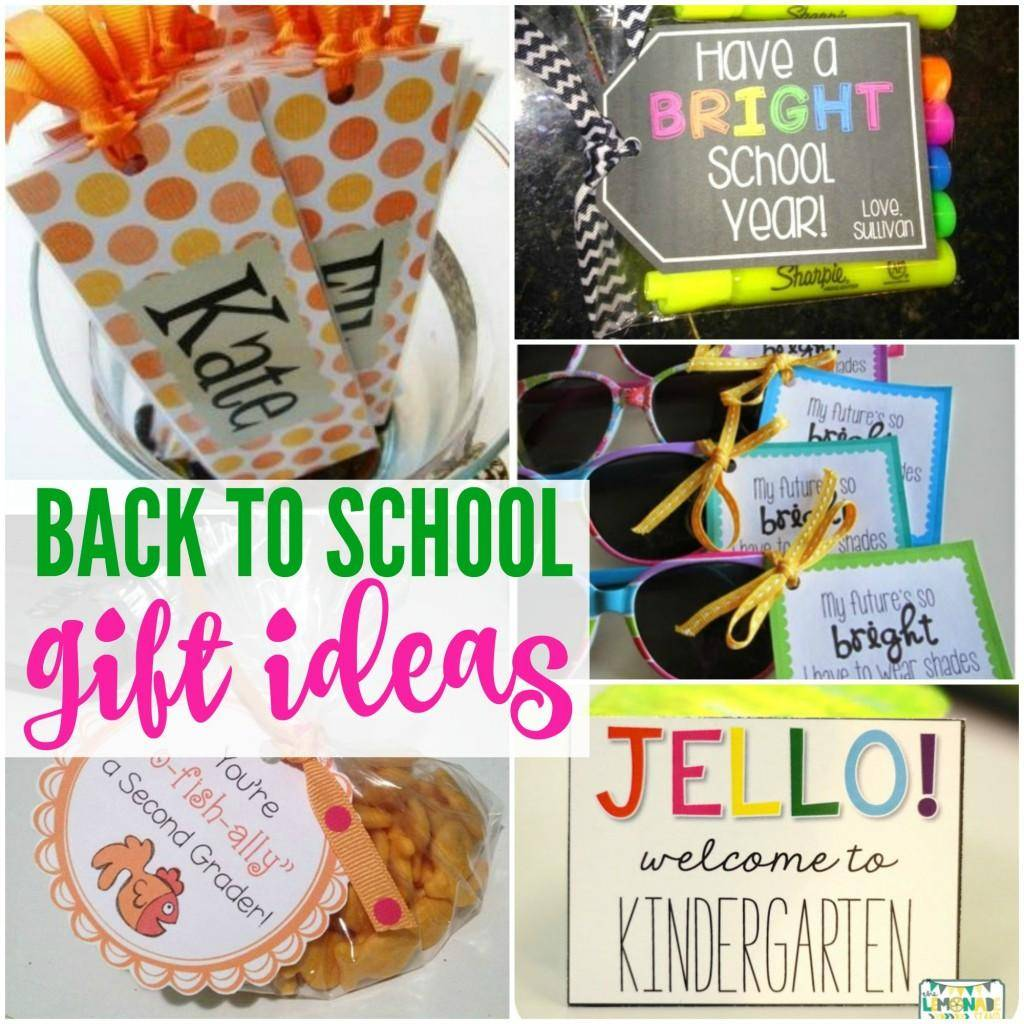Back To School Gift Ideas Treats For Kids