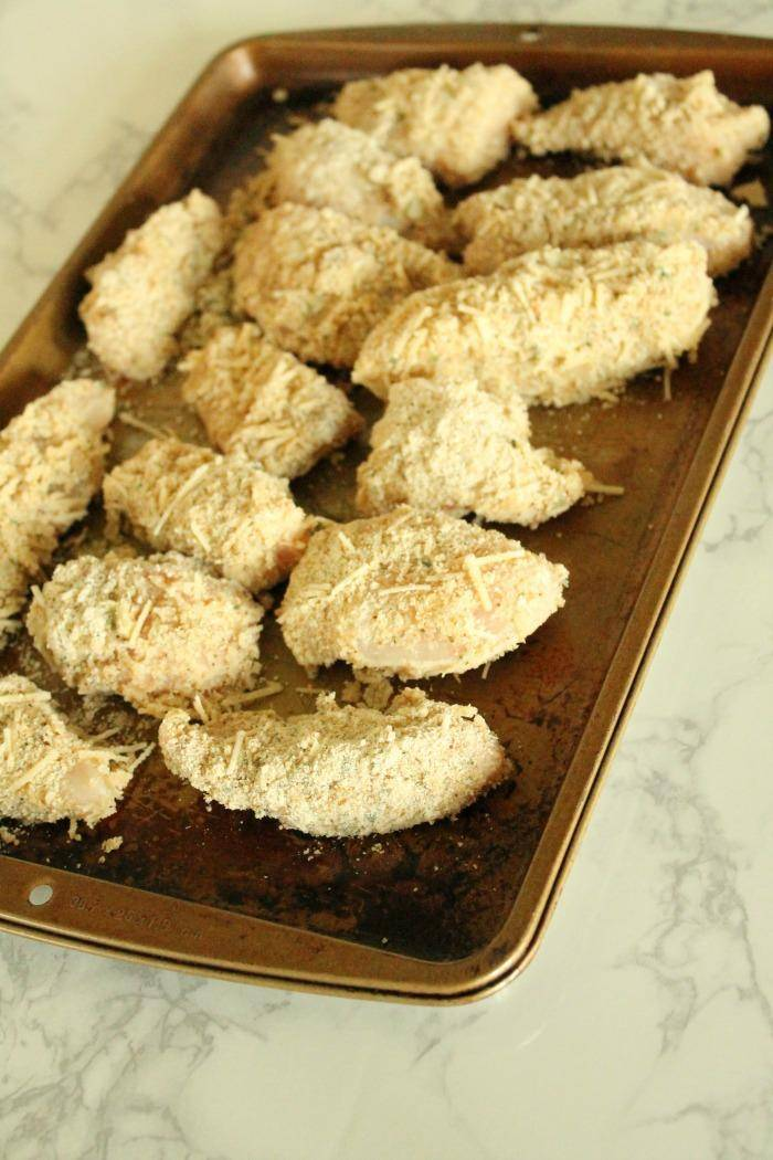 Parmesan Pan Fried Chicken How to Make Quickly