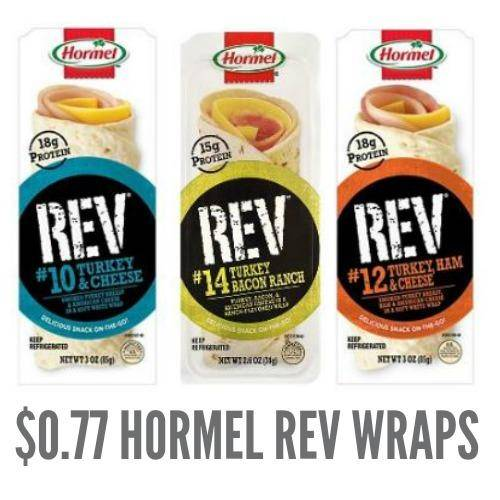 hormel rev main
