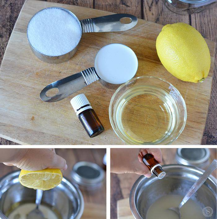 Hydrating and Refreshing, this Homemade Essential Oil Body Scrub Recipe will remove dead skin and give you a luxurious glow.