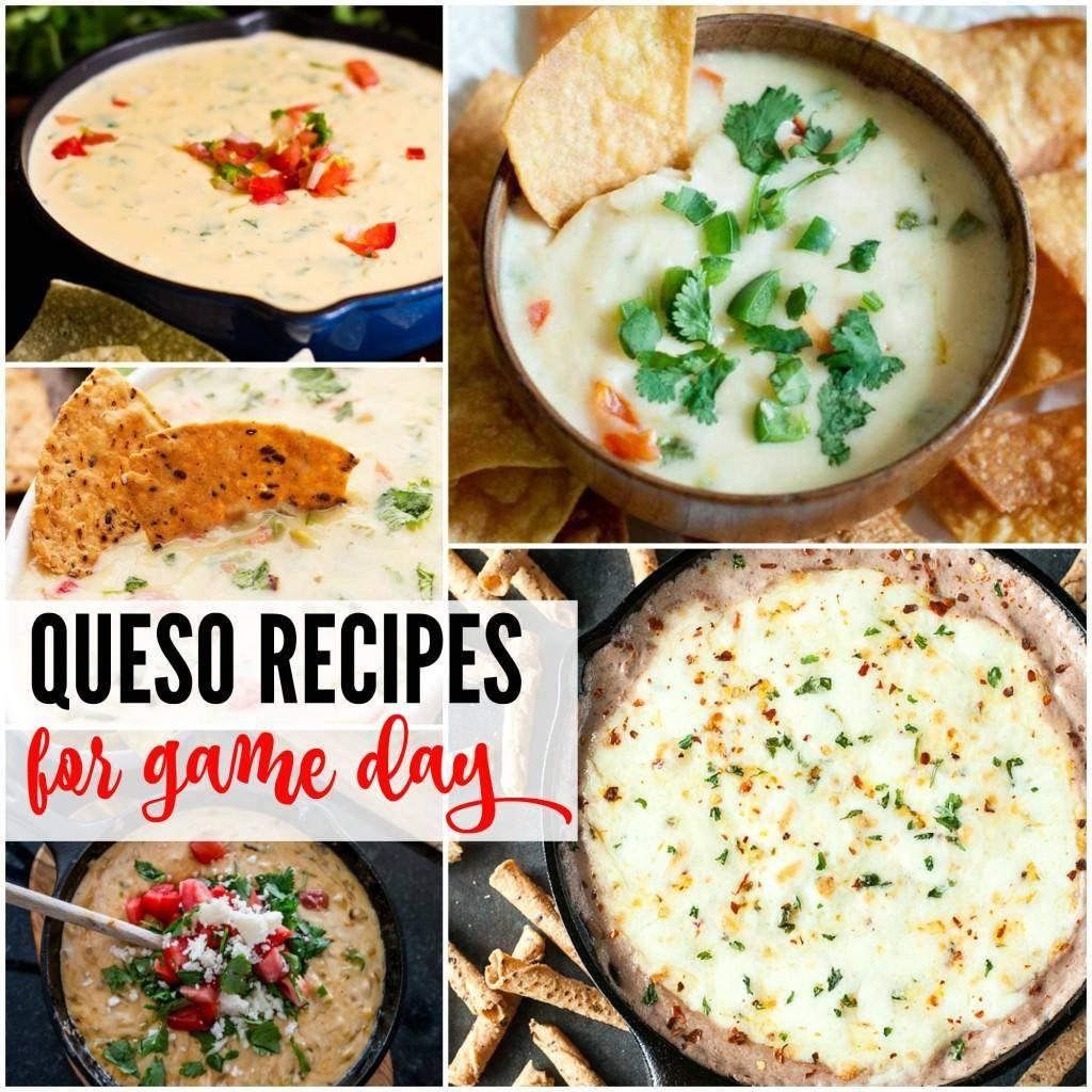 Queso Recipes Square