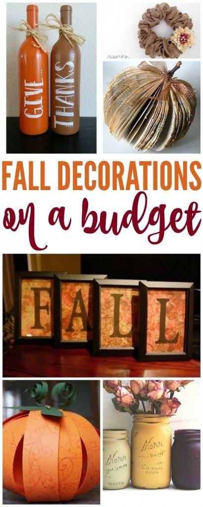 Z Fall Decorations Pinterest