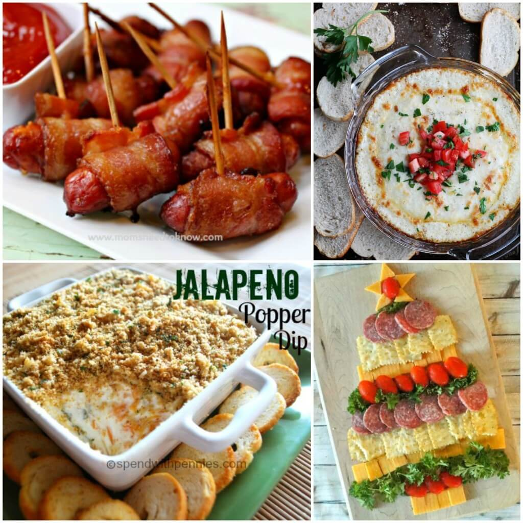 Images 30 Holiday Appetizers Recipes