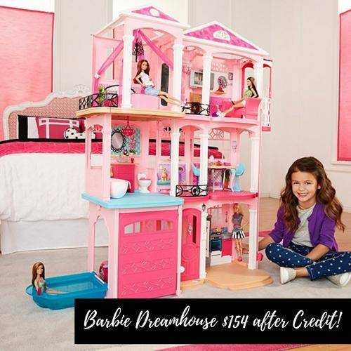 Target Cyber Monday  Barbie Dream Home
