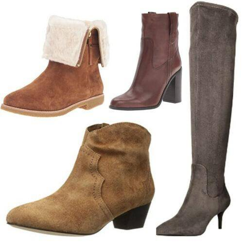50% Off Name Brand Women's Boots Sale Today Only
