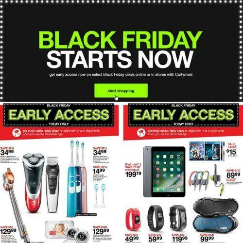 target-black-friday-earrly-access-sale