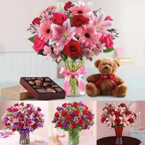 1-800-Flowers Groupon for Valentine's Day