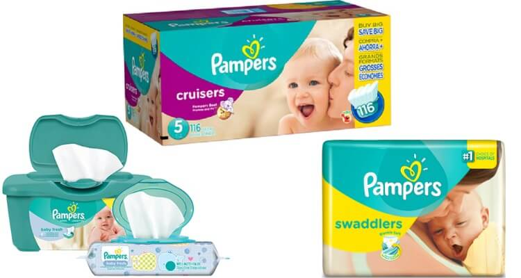 Printable diaper coupons pampers