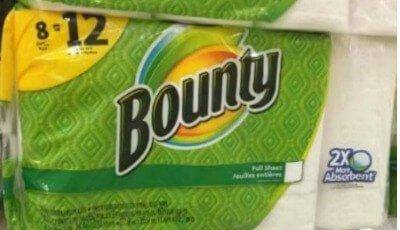 Stock Up on Paper Towels Featured