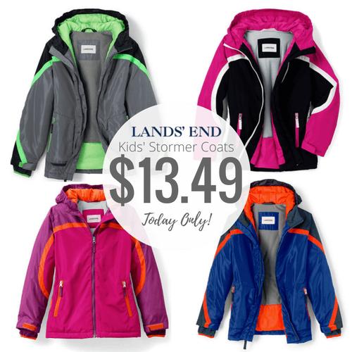 Lands' End Kids' Coats