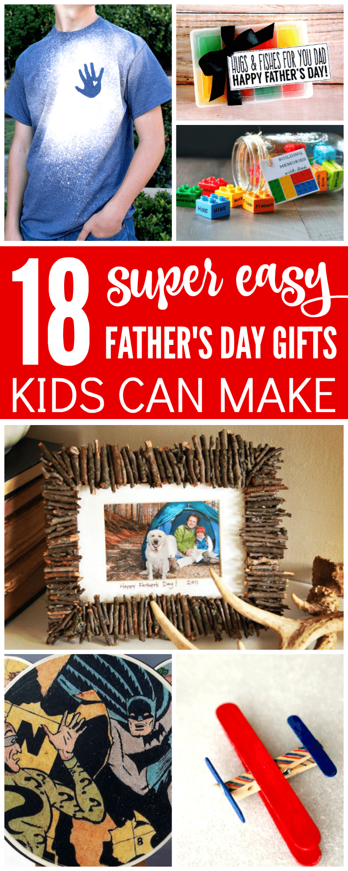 Target Monthly Box: 18 Easy Father's Day Gifts Kids Can Make